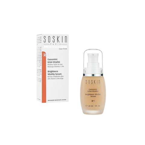 ZSS5005: Brightness-vitality serum - 20% 30ml