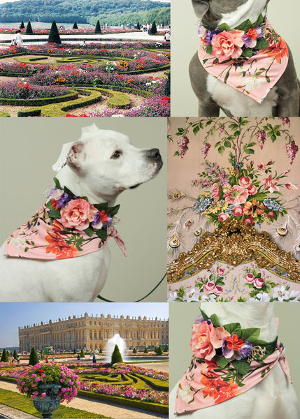 """BARX + BLOOMS NEW RELEASE: ""Garden of Versailles"" Set 