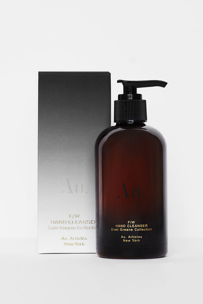 Fall / Winter Hand Cleanser - 8oz - Au. Articles
