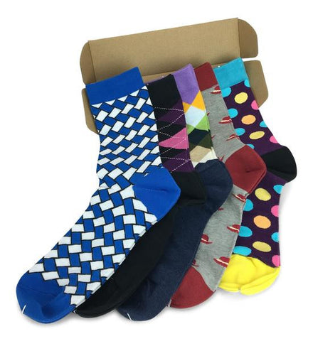 Men's Power Socks - Arch Creek - 5 Pairs