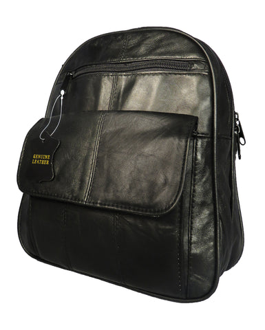 American Leather Back Pack