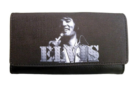 Licensed Elvis Presley Old Days Wallet