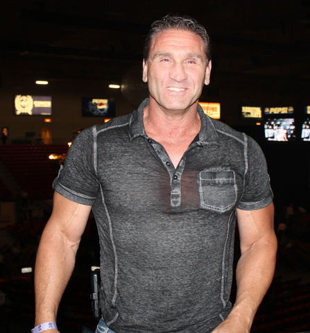 Meet Ken Shamrock The Worlds Most Dangerous Man and TV Actor