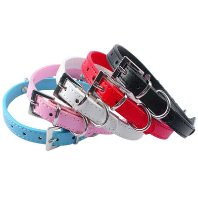 Cheap Personalized Name Leather Rhinestone Cat Dog Collar Pawsome Market.jpg.jpg