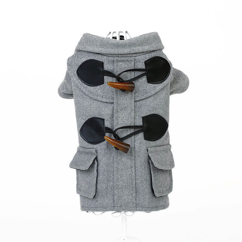 British Coat For Small Dogs & Puppies Autmn Dog Fashion Pawsome Market