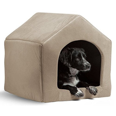 Beige Indoor Dog House Bed - 5 Colors Pawsome Market