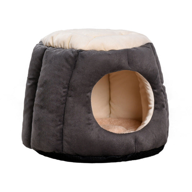 Soft Dog Igloo Bed Pawsome Market