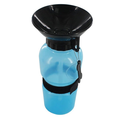 Dog Water Bottle Squeeze
