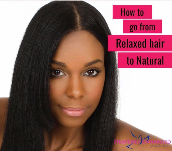 5 HEALTHY HAIR TIPS ON GROWING OUT RELAXED HAIR