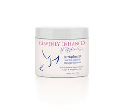 strengthenED - intense argan oil masque treatment