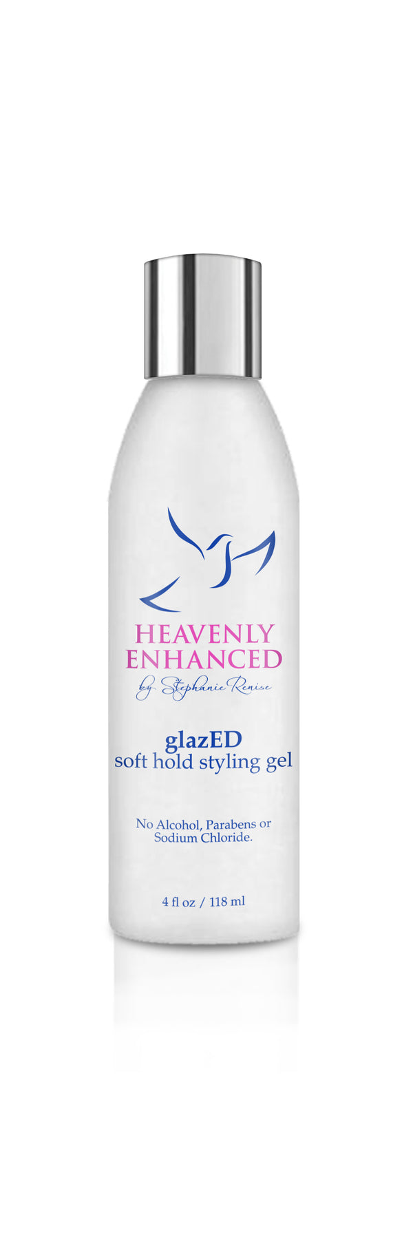 glazED - soft hold styling gel