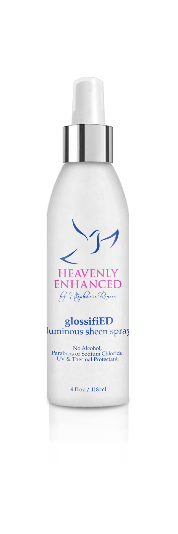 glossifiED - luminous sheen spray