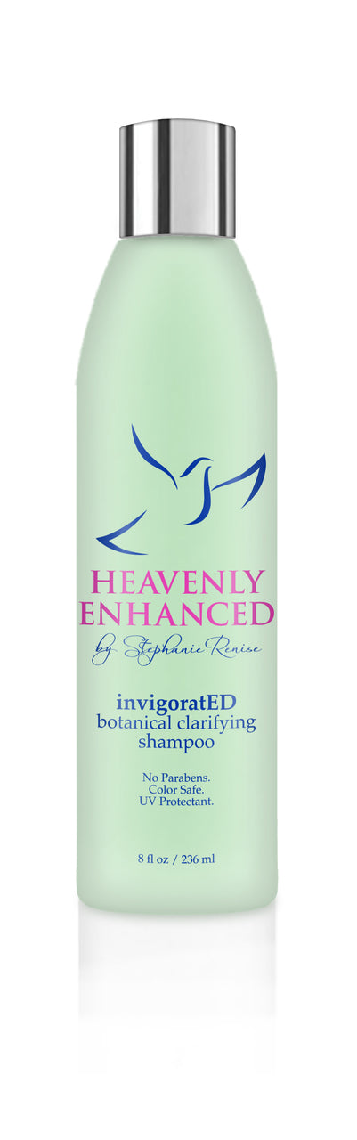 invigoratED - botanical clarifying shampoo