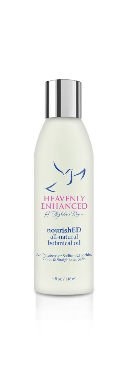 nourishED - all-natural botanical oil