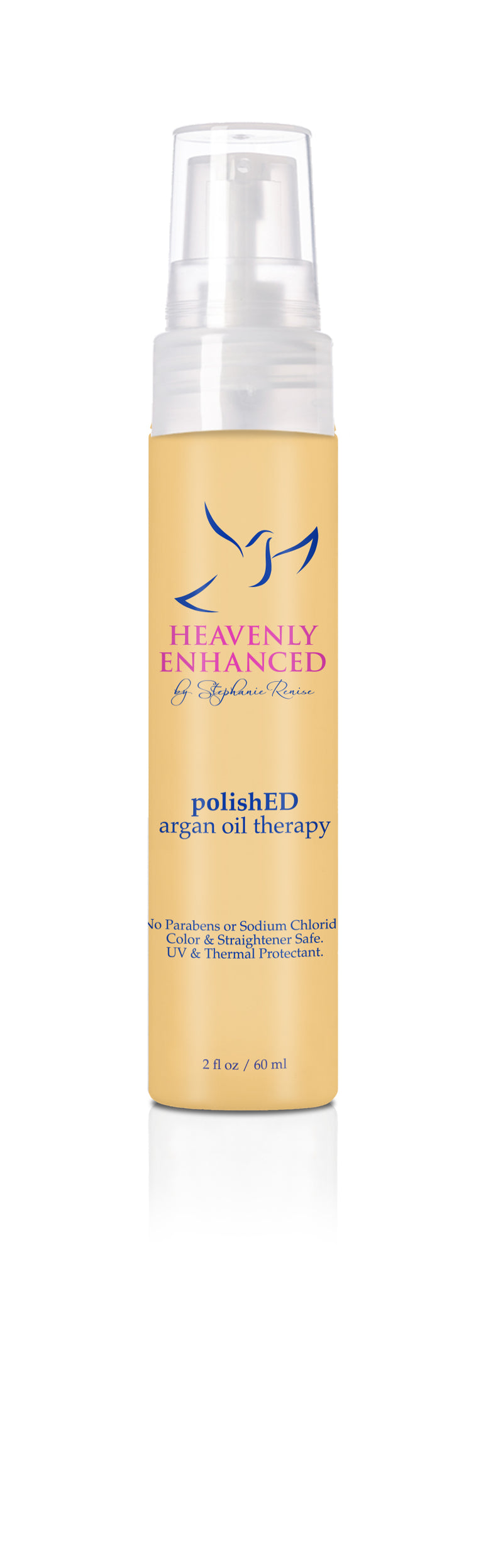 polishED - argan oil therapy