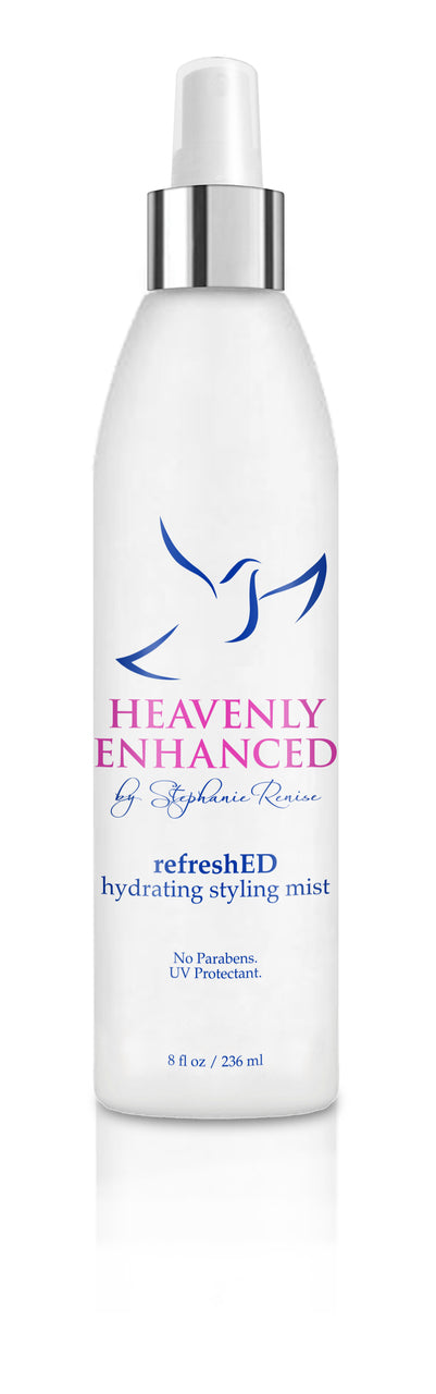 refreshED - hydrating styling mist