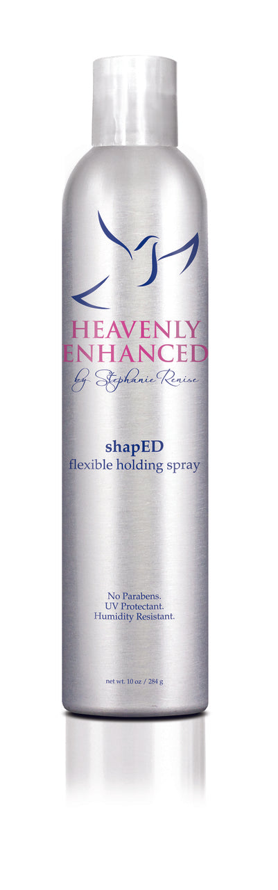 shapED - flexible holding spray