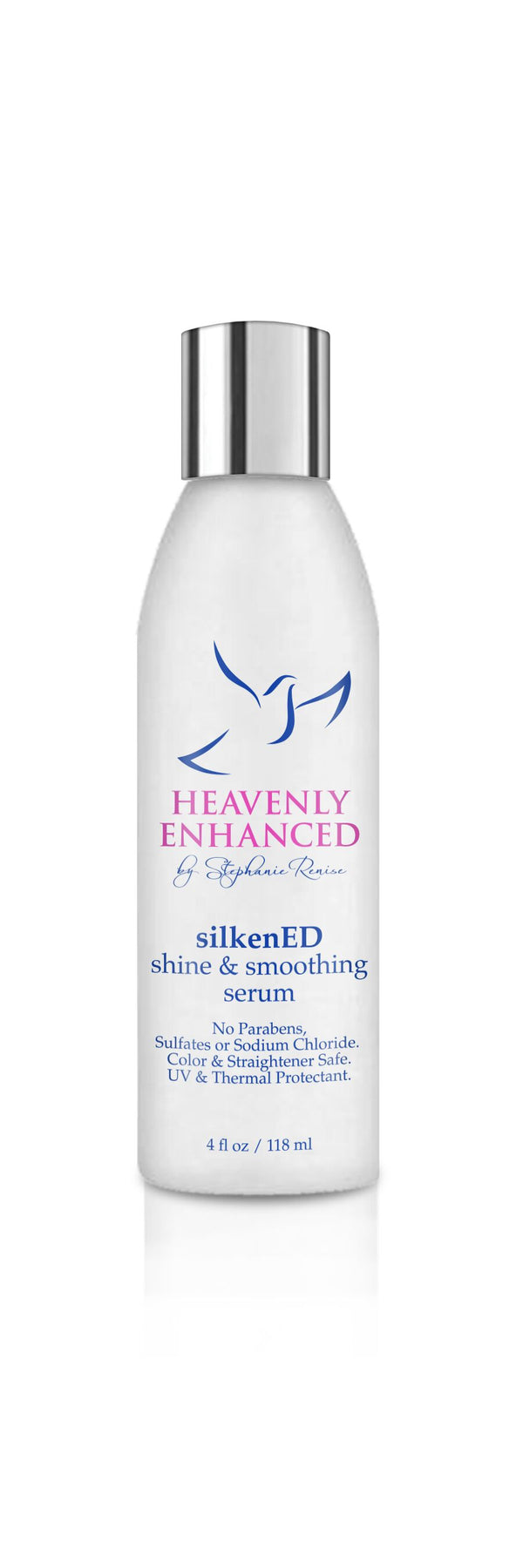 silkenED - shine and smoothing serum
