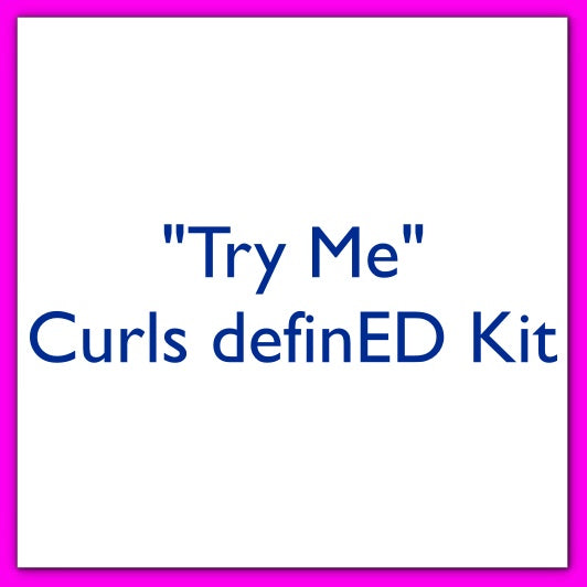 """Try Me"" Curls definED Kit"