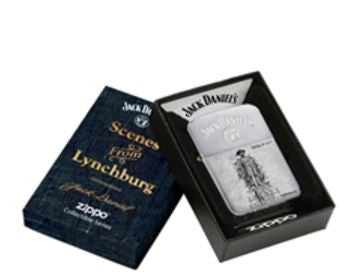 1941 Jack Daniel's Limited Edition Zippo Lighter