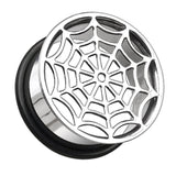 Steel Spider Web Single Flared Tunnel