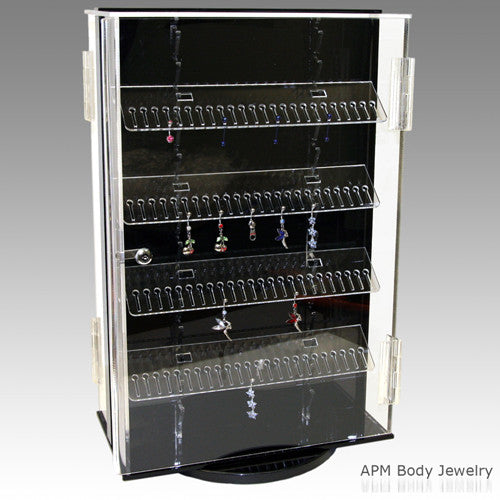 Double sided 480 slots Spinning Display