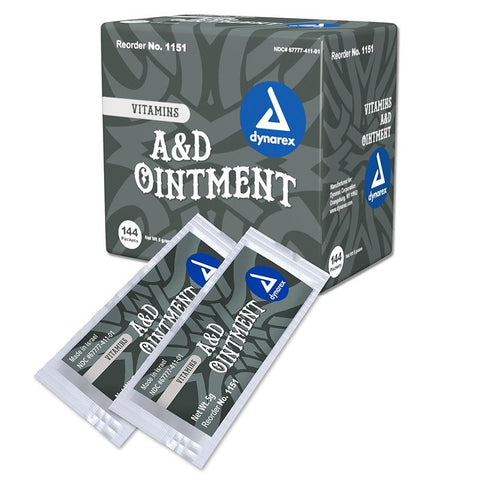 Tattoo A&D Ointment 5g Foil SINGLE Packet