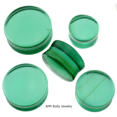 wholesale body jewelry stone plugs