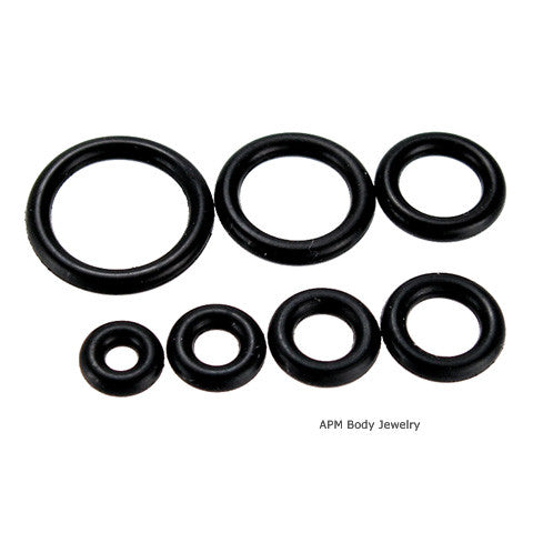 Replacement Black O-Rings