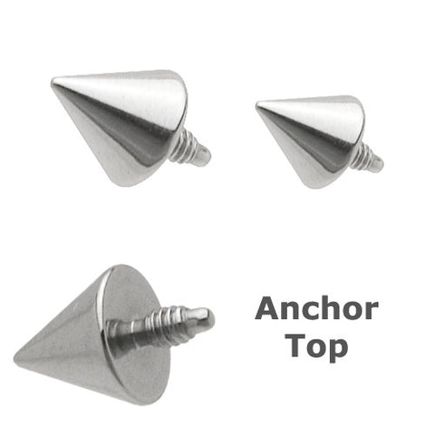 Steel Spike Anchor Top