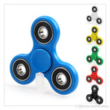 10 Pack of Plastic Fidget Spinners