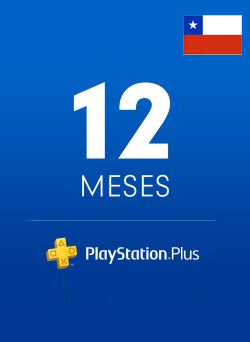 PlayStation Plus 12 Meses – Chile