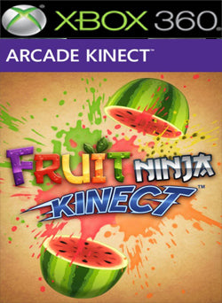 Fruit Ninja Kinect Xbox 360 Codigo Digital
