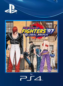 THE KING OF FIGHTERS '97 GLOBAL MATCH PS4