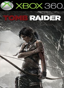Tomb Raider Xbox 360 Codigo Digital
