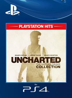Uncharted The Nathan Drake Collection Completa