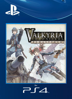 Valkyria Chronicles Remasterizado Completa