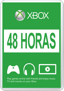 Xbox Live 48 Horas Global