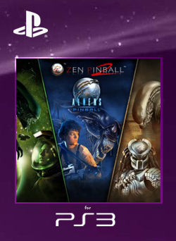 Zen Pinball 2 Aliens vs Pinball PS3