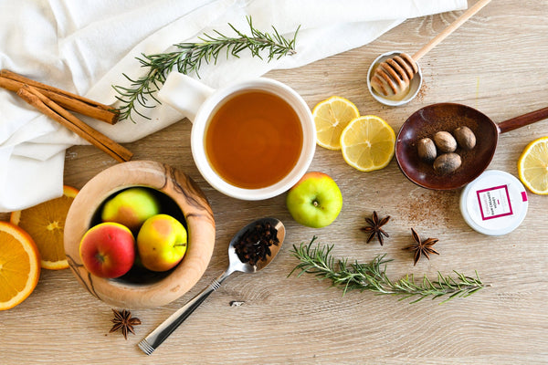PERFECT PAIRINGS | Cinnamon Apple Cider