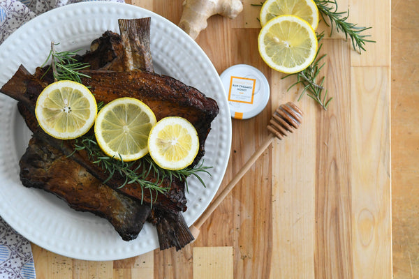 PERFECT PAIRINGS | Citrus Glazed Fish