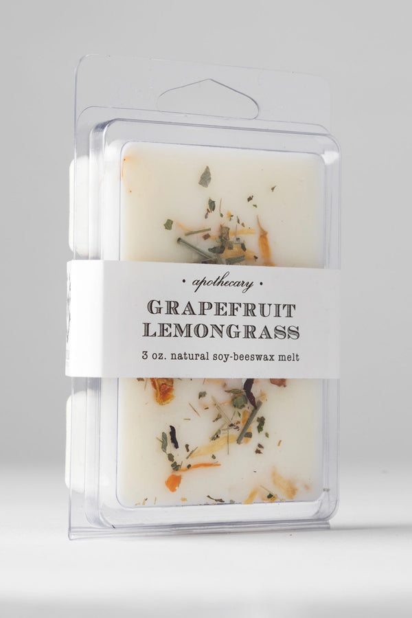 GRAPEFRUIT LEMONGRASS Wax Melt