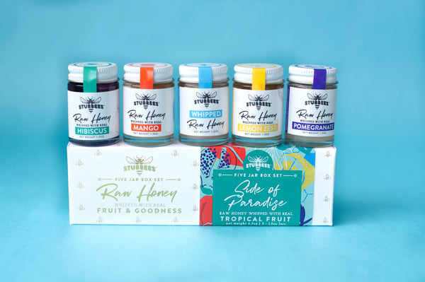 Side of Paradise 5 Jar Gift Set