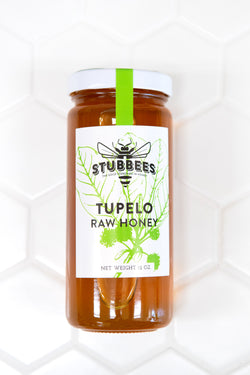 TUPELO Raw Honey