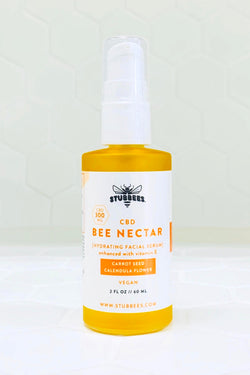 BEE NECTAR [hydrating facial serum] 300MG CBD
