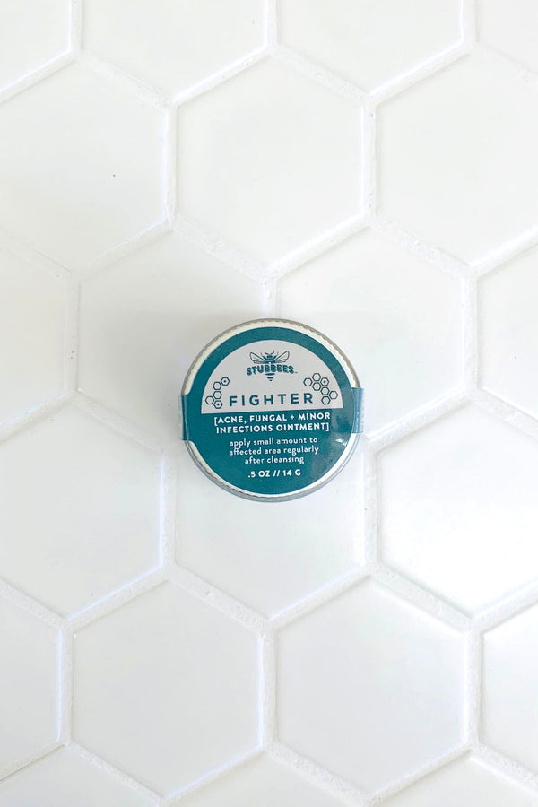 FIGHTER [acne, fungal, + minor infections salve]