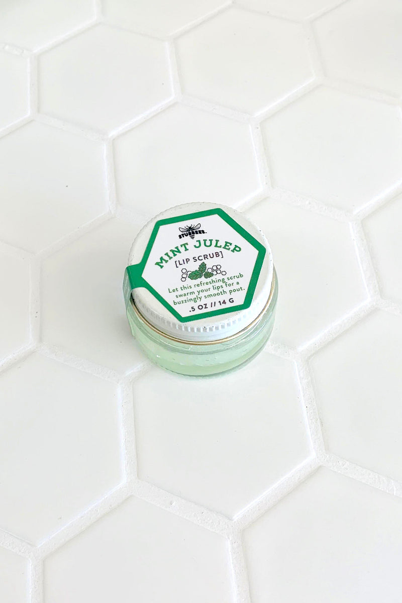 MINT JULEP [lip scrub]