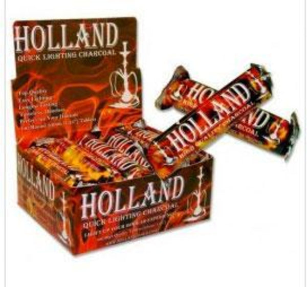 10 Roll 33mm Holland Instant Light Charcoal
