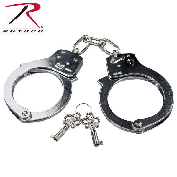 Professional Detective Handcuffs - Rothco
