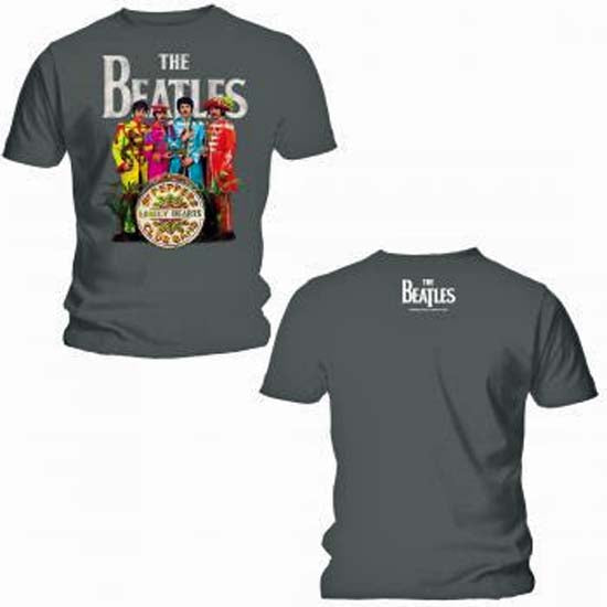Beatles Sargeant Pepper T-Shirt